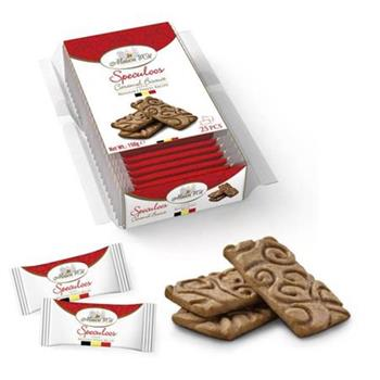 Belgické sušenky - Speculoos sleeve (25 ks)