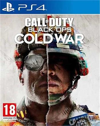 Call Of Duty: Black Ops COLD WAR hra PS4