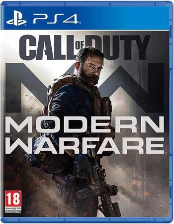 Call of Duty: Modern Warfare hra PS4