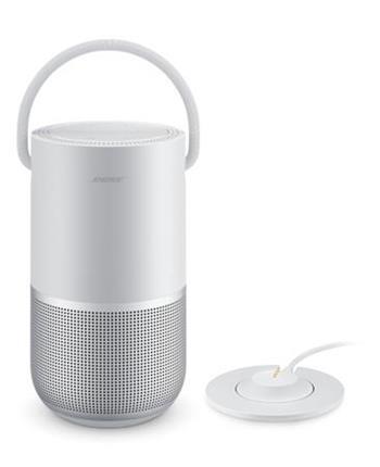 Bose Home speaker Portable stříbrná