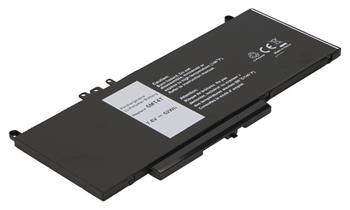 2-power (6MT4T alternative )Baterie (4 Články) Baterie do Laptopu 7,6V 62Wh