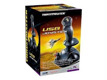 Thrustmaster USB Joystick, 4 tlačítka, 3 osy, USB, PC