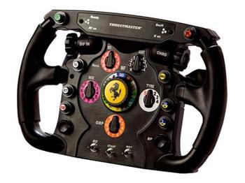 Thrustmaster Ferrari F1 Wheel upgrade for T500 RS