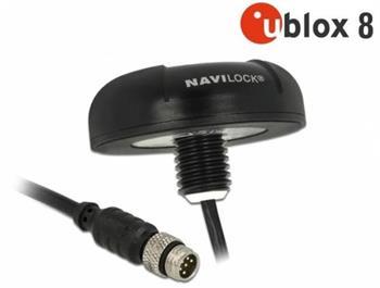Navilock NL-82003P M8 Serial Multi GNSS UDR Receiver u-blox NEO-M8U 0.5 m