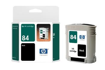 HP C5016A No. 84 Black Ink Cart pro DSJ x0ps, 69 ml
