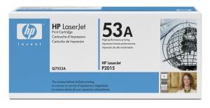 HP 53A Toner LaserJet 3k pages (Q7553A)
