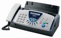 Brother FAX-T104 (+tel.) na kancelářský papír