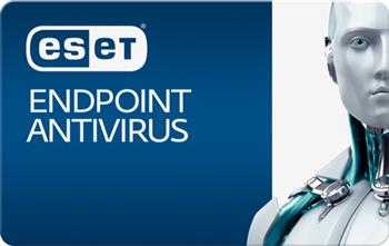 ESET Endpoint Antivirus 5 - 25 PC + 1 ročný update GOV