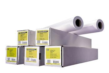 HP C6035A Bright White Inkjet Paper, 610mm, 45 m, 90 g/m2