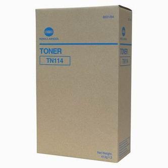 Minolta Toner TN-114 pro Bizh.162/210, 163/211, Di152/183,Di1611/2011