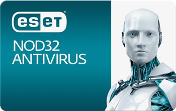 ESET NOD32 Antivirus 1 PC + 1 ročný update GOV
