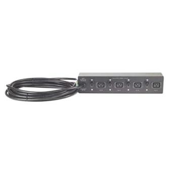 APC Rack PDU Extender, Basic, 2U, 32A, 230V, (4) IEC C19