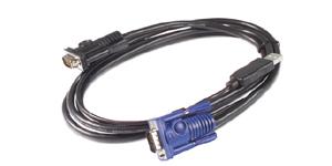 APC KVM USB kabel - 12 ft (3,6 m)