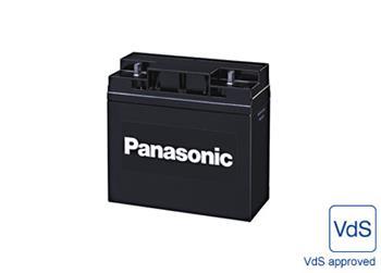 Panasonic LC-XD1217PG (12V; 17Ah; oko M5; životnost 10-12let)