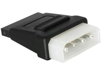 Power Adapter Molex 4-pin samec na 1x SATA 15-pin přímý