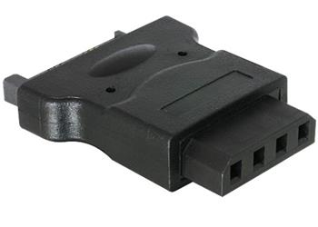 Power Adapter SATA 15-pin na Molex 4-pin