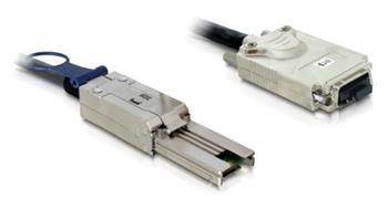 Delock kabel externí SAS mini 26-pin na Infiniband 100 cm