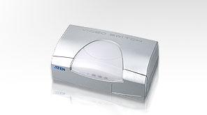 ATEN VS-491 4-portový VGA přepínač (4 počítače - 1 monitor)