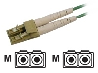 FC-Kabel OM3, MMF, 5m, LC/LC 8Gbit/s