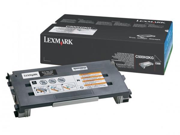 C500N/X50x 5K BLACK CARTRIDGE