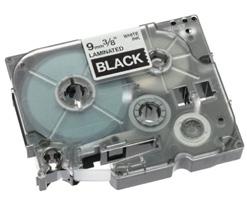 Brother - TZ-325, černá / bílá (9mm Laminované)
